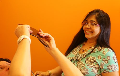Shilpa Patel - Threading expert of Philadelphia