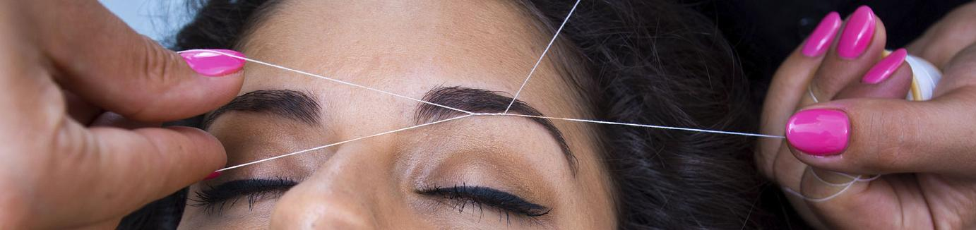 Threading In Philadelphia And Mainline Pa
